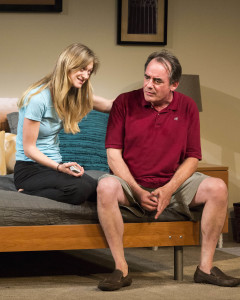 Pictured: Marin Ireland and Tom Irwin  Photo credit: Photo By Craig Schwartz © 2013