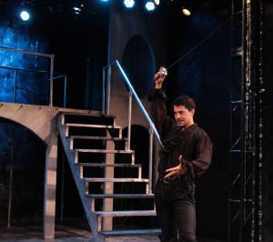 Nicholas D'Agosto as Dorante  Photo by Geoffrey Wade