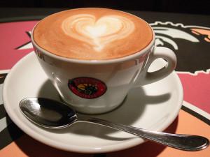 Love Coffee by Ahmed Rabea
