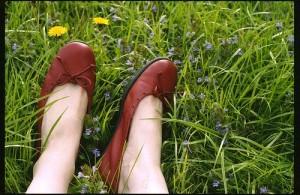 shoesgrass