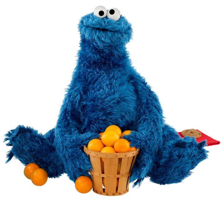 Cookie w Oranges