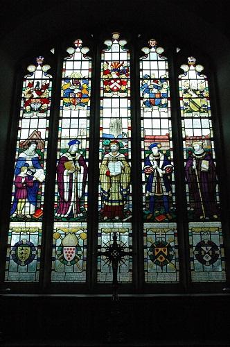 Guild Chapel - Window 3