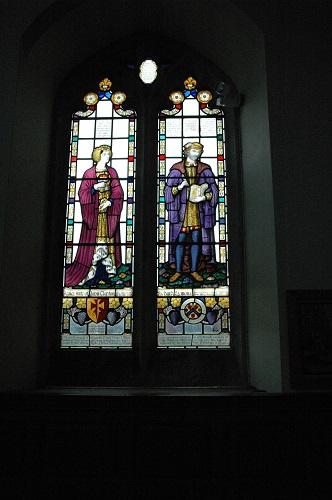 Guild Chapel - Window 4