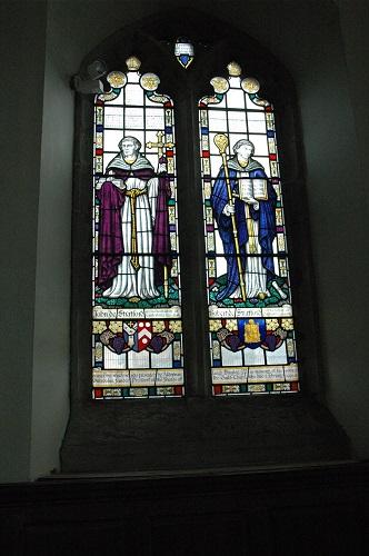 Guild Chapel - Window 5