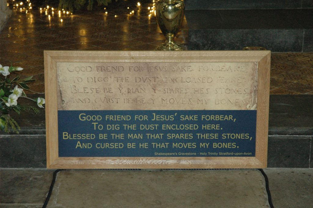 Trinity - Shakes Grave 2