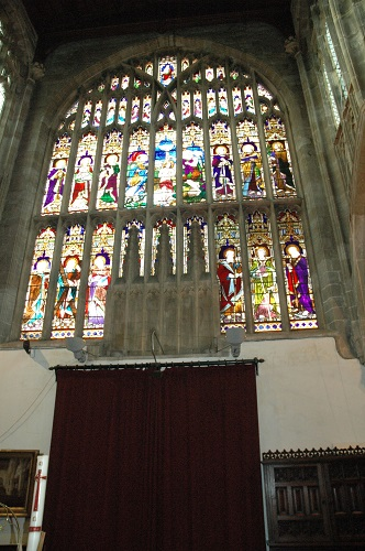 Trinity - Stained Glass 1