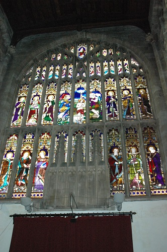 Trinity - Stained Glass 2